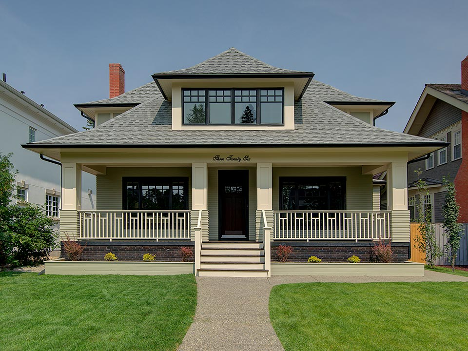 Calgary house design